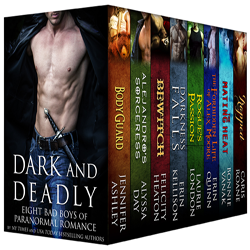 Dark and Deadly Blog Barrage: Excerpt and Giveaway