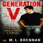 Generation V by M.L. Brennan resized