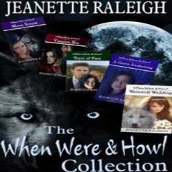 Review: Moon Struck by Jeanette Raleigh