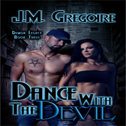 Cover Reveal: Dance With the Devil by J.M. Gregoire