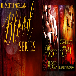Cover Re-Reveal: She-Wolf and Cranberry Blood by Elizabeth Morgan