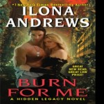 Burn for Me by Ilona Andrews resized