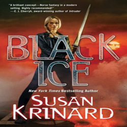 Review: Black Ice by Susan Krinard
