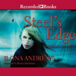 Audiobook Review: Steel's Edge by Ilona Andrews