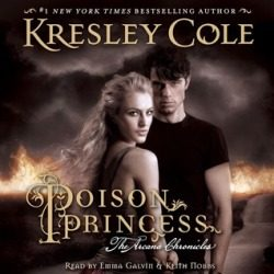 Audiobook Review: Poison Princess by Kresley Cole