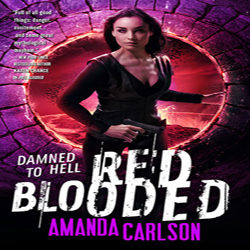 Review: Red Blooded by Amanda Carlson