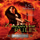 Cover Reveal and Giveaway: Armageddon Rules by JC Nelson