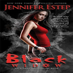 Review: Black Widow by Jenifer Estep