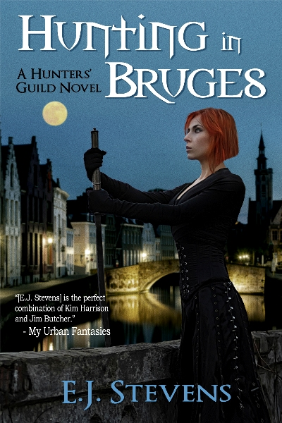 Hunting in Bruges Cover