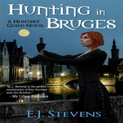 E.J. Stevens' Top 10 Spooky Places in Bruges + Giveaway