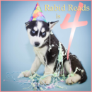 Rabid Reads Is Turning 4! #Giveaway