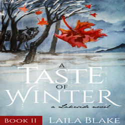 Review and Excerpt: A Taste of Winter by Laila Blake