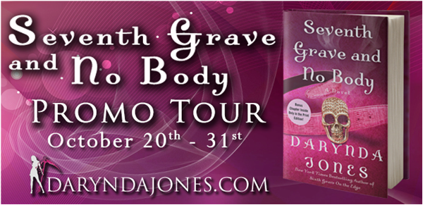 Seventh Grave and No Body Giveaway