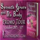 Tour Stop, Giveaways and Audiobook Review: Seventh Grave and No Body by Darynda Jones