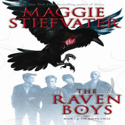 Audiobook Review: The Raven Boys by Maggie Stiefvater