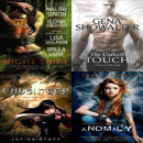 Paranormal New Releases: November 25th