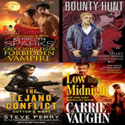 Paranormal New Releases: December 30th + Feature Rename Poll