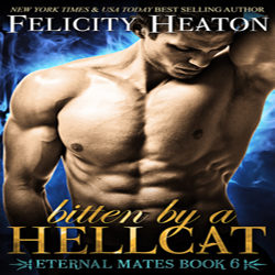 Review: Bitten by a Hellcat by Felicity Heaton