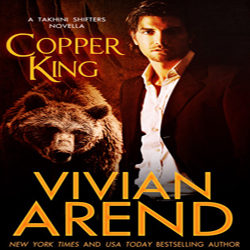 Review: Copper King by Vivian Arend