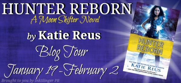 Hunter Reborn Blog Tour