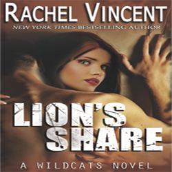 Cover Reveal and Giveaway: Lion's Share by Rachel Vincent