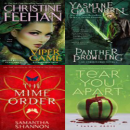 Fresh Meat: January 25-31st Speculative Fiction Releases