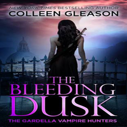 Review The Bleeding Dusk By Colleen Gleason Rabid Reads border=