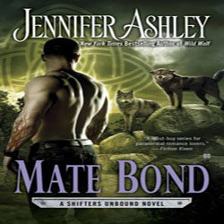 Review: Mate Bond by Jennifer Ashley