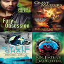 Fresh Meat: February 22-28th Speculative Fiction Releases