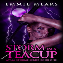 Review: Storm in a Teacup by Emmie Mears