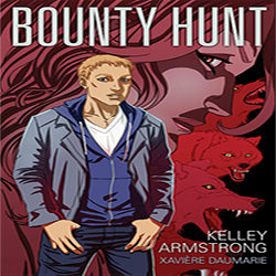 Review: Bounty Hunt by Kelley Armstrong