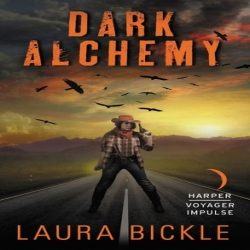 Review: Dark Alchemy by Laura Bickle