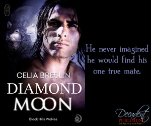 Diamond Moon by Celia Breslin