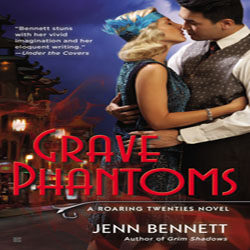 Review: Grave Phantoms by Jenn Bennett