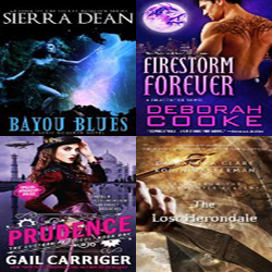 Fresh Meat: March 15-21st Speculative Fiction Releases