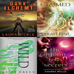 Fresh Meat: March 22-28th Speculative Fiction Releases