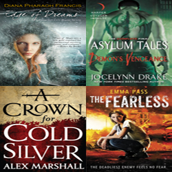 Fresh Meat: April 12-18th Speculative Fiction Releases