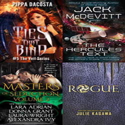 Fresh Meat: April 26-May 2nd Speculative Fiction Releases