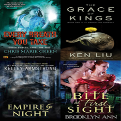 Fresh Meat: April 5-11th Speculative Fiction Releases