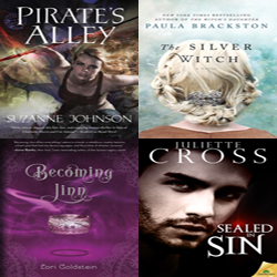 Fresh Meat: April 19-25th Speculative Fiction Releases