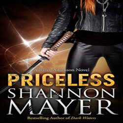 Giveaway: Priceless by Shannon Mayer (@TheShannonMayer, @ThomasAllenLTD)