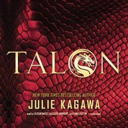 Audiobook Review: Talon by Julie Kagawa