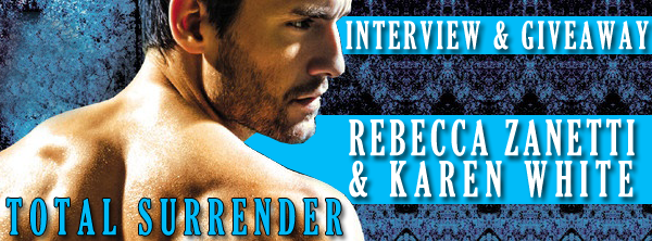 Total Surrender by Rebecca Zanetti Giveaway