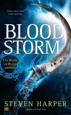 Blood Storm by Steven Harper