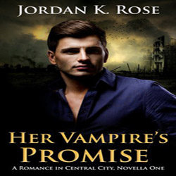 Review: Her Vampire's Promise by Jordan K. Rose