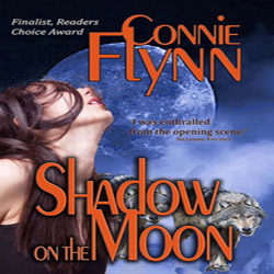 Review: Shadow on the Moon by Connie Flynn