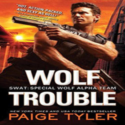 Review: Wolf Trouble by Paige Tyler