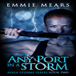 Review: Any Port in a Storm by Emmie Mears