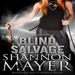 Review: Blind Salvage by Shannon Mayer (@TheShannonMayer)