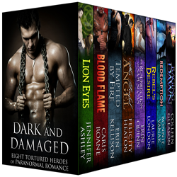 Dark and Damaged Blog Barrage and Giveaway